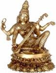 Saraswati - goddess of the arts and wisdom