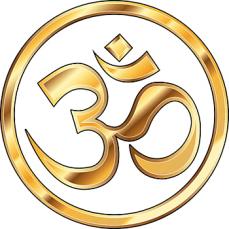 luck-gold-hindu-om